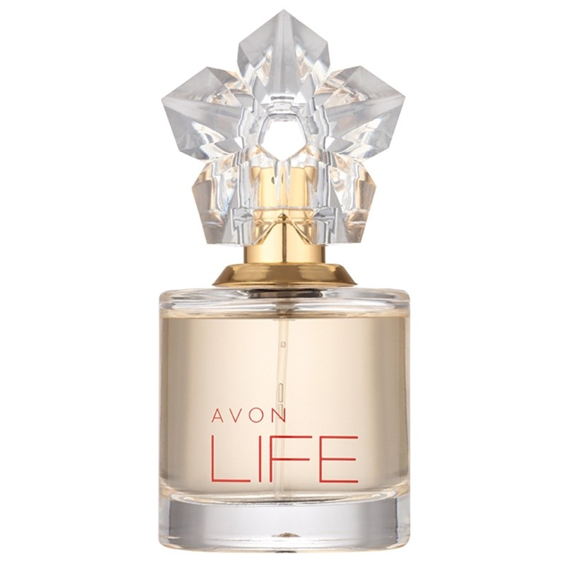 Avon life for her цена pur blanca