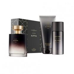 Avon Alpha Erkek Parfüm