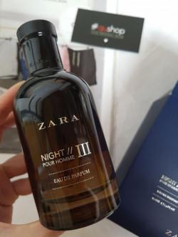 Zara Night Pour Homme III Erkek Parfüm