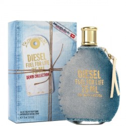 Diesel Fuel for Life Denim Collection Femme Bayan Parfüm