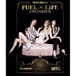 Diesel Fuel for Life Unlimited Erkek Parfüm