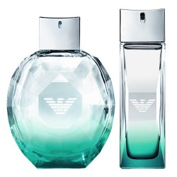 Giorgio Armani Emporio Armani Diamonds Summer Fraiche for Men Erkek Parfüm