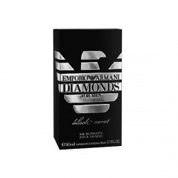 Giorgio Armani Emporio Armani Diamonds Black Carat for Him Erkek Parfüm
