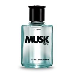 Avon Fresh Musk Erkek Parfüm