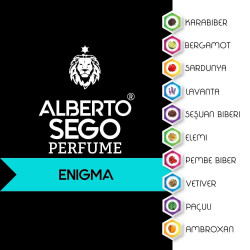 Alberto Sego enigma Erkek Parfüm