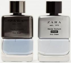 Zara EST 1975 Denim Couture Erkek Parfüm