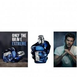 Diesel Only The Brave Extreme Erkek Parfüm