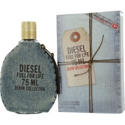 Diesel Fuel for Life Denim Collection Homme Erkek Parfüm