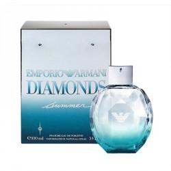 Giorgio Armani Emporio Armani Diamonds Summer Fraiche for Women Bayan Parfüm