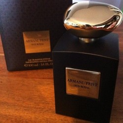 Giorgio Armani Armani Prive Oud Royal Unisex Parfüm