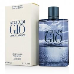 Giorgio Armani Acqua di Gio Blue Edition Pour Homme Erkek Parfüm