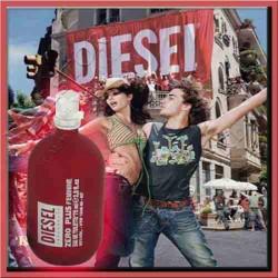 Diesel Zero Plus Feminine Bayan Parfüm