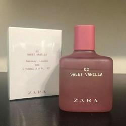 Zara 02 Sweet Vanilla Bayan Parfüm