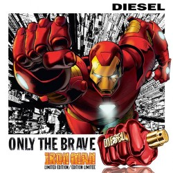 Diesel Only The Brave Iron Man Erkek Parfüm