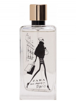 Zara Loves Shopping In Paris Bayan Parfüm