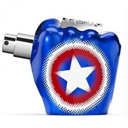 Diesel Only The Brave Captain America Erkek Parfüm